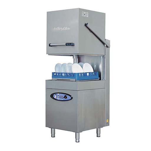 Giyotin Tipi Bulaşık Yıkama Makinesi