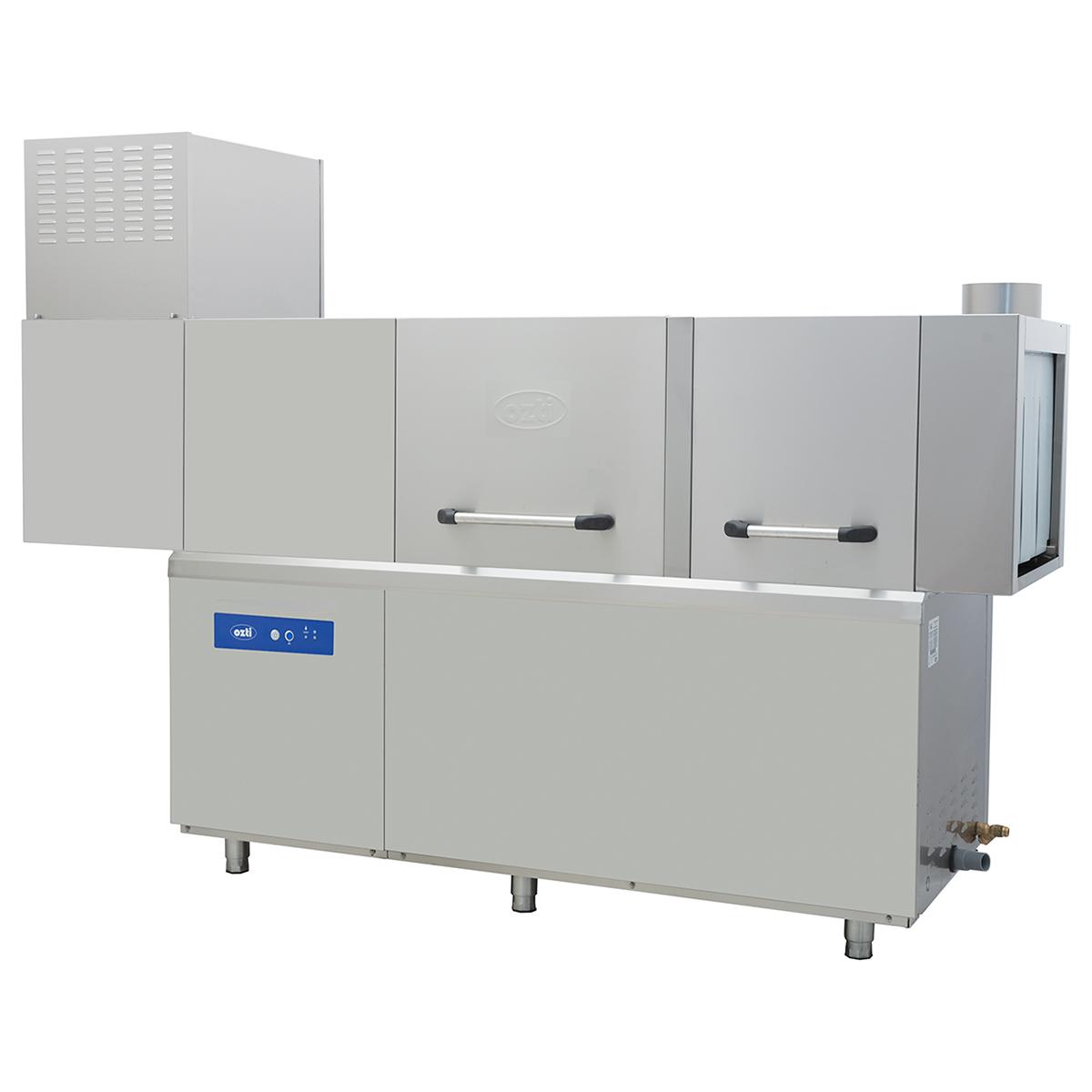 Konveyör Tipi Bulaşık Makinesi (Kurutmalı)