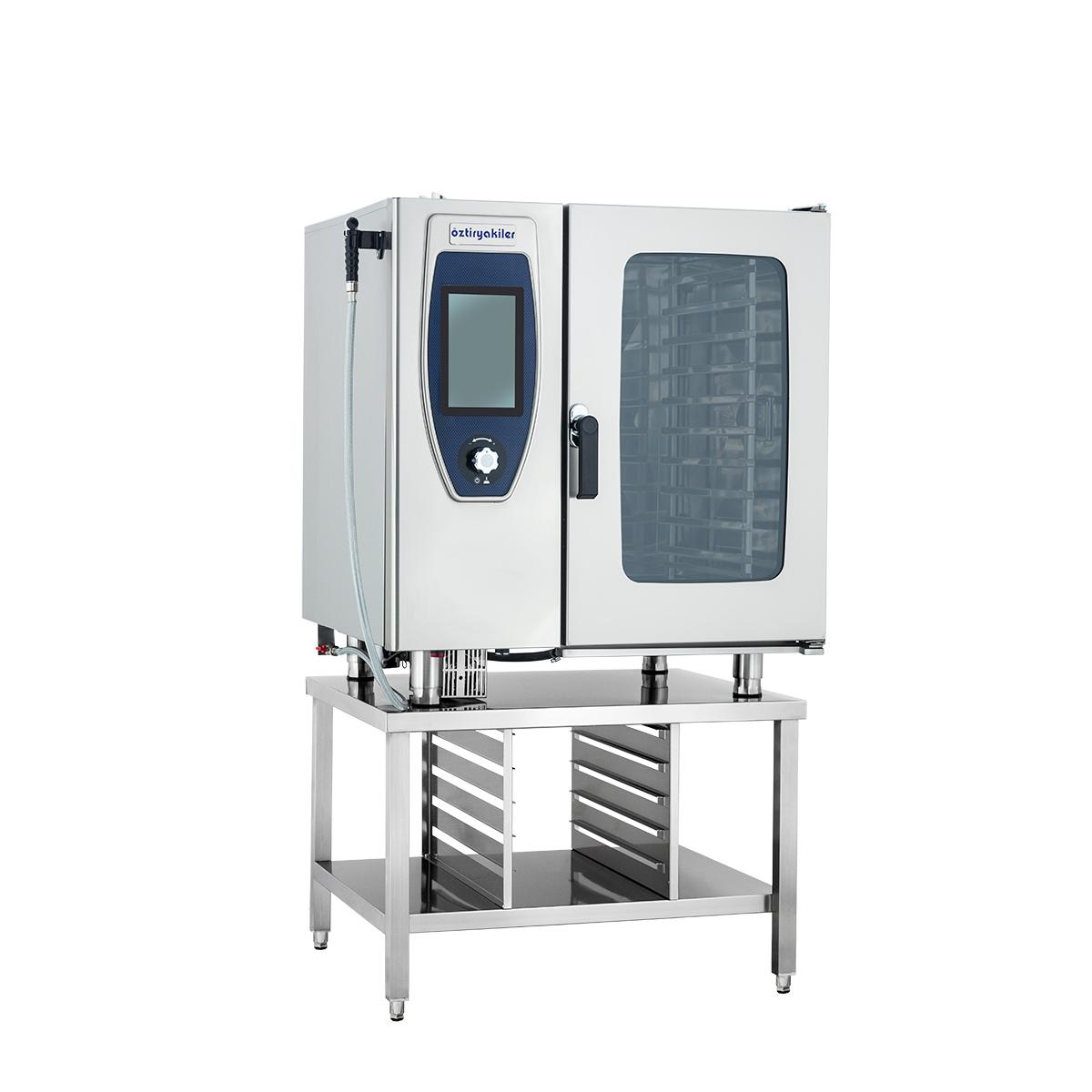 Elektrikli Kombi Fırın - 101 (10 x GN 1/1)