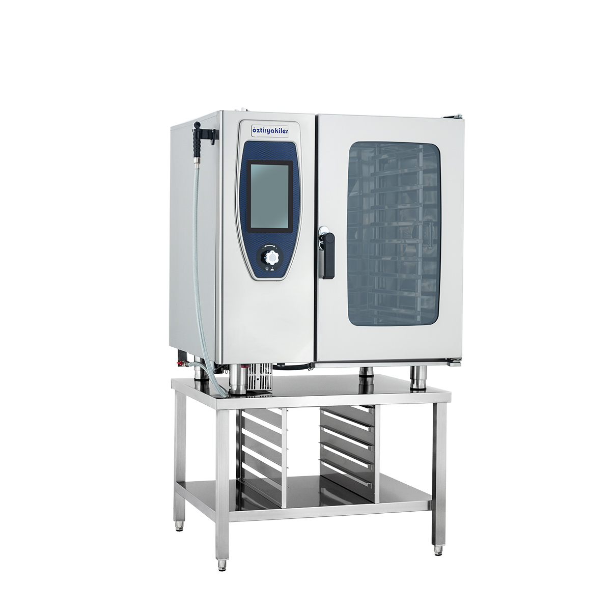 Combi Oven Gas - 101 (10 x GN 1/1)