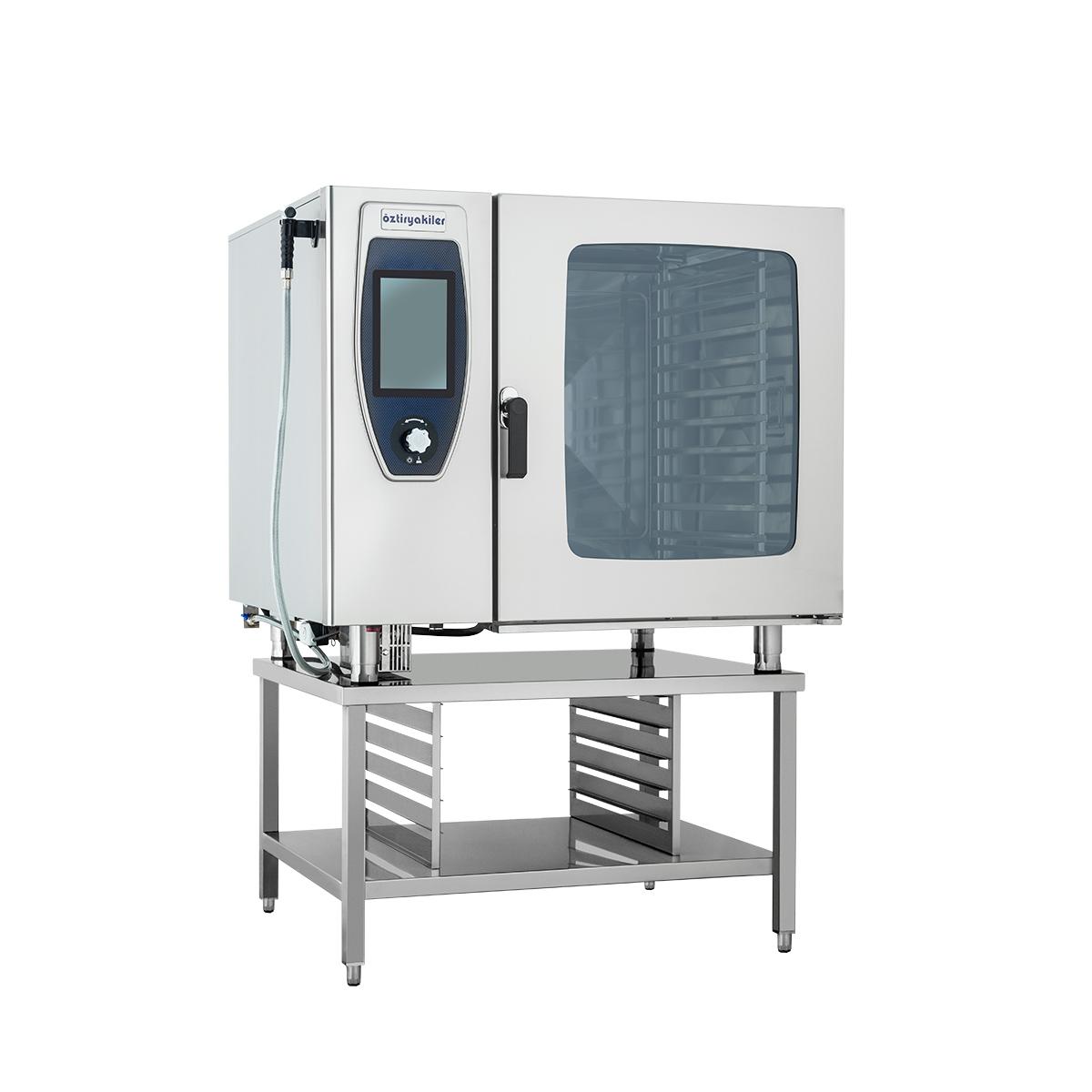 Elektrikli Kombi Fırın - 102 (20 x GN 1/1)