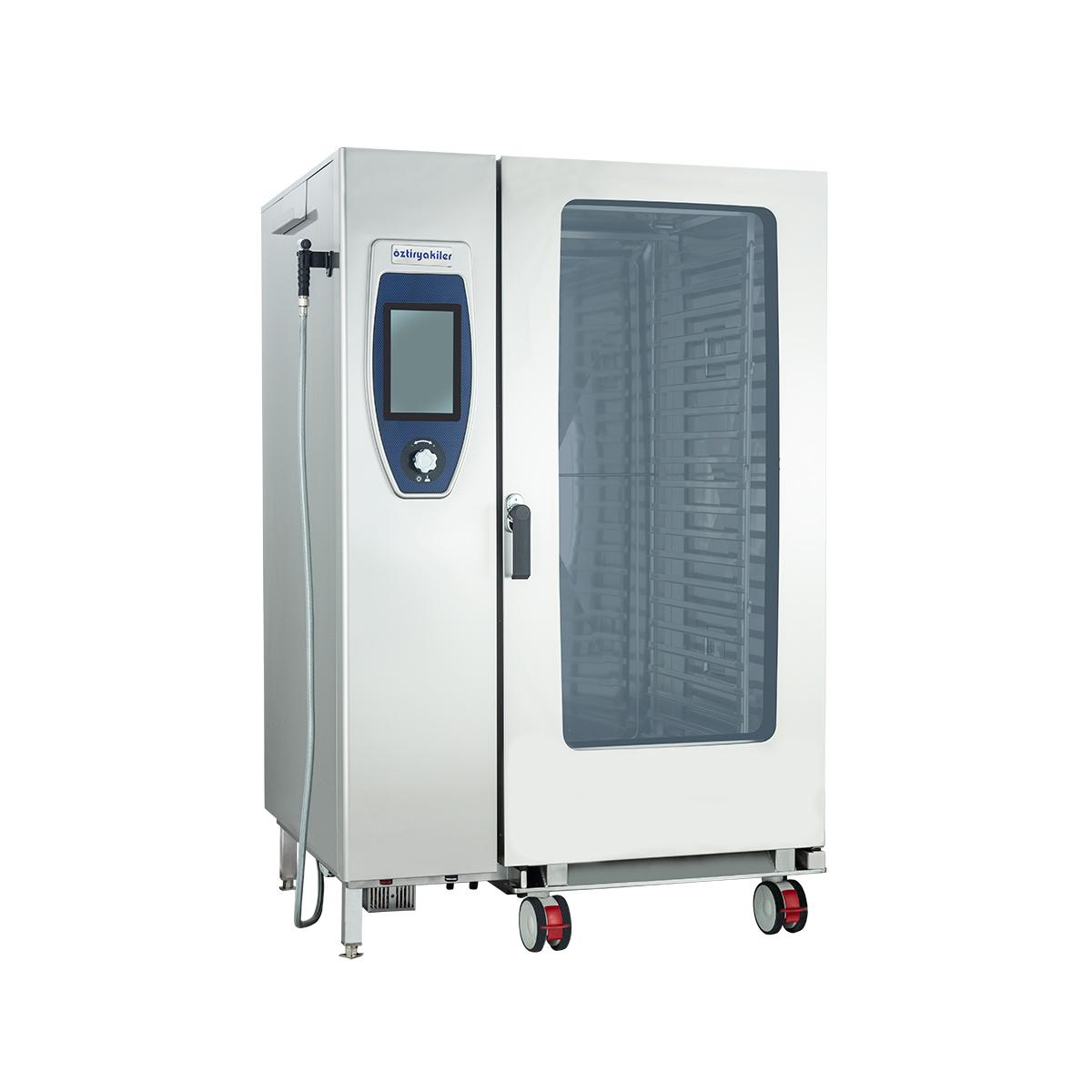 Elektrikli Kombi Fırın - 202 (40 x GN 1/1)