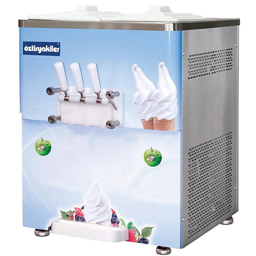 Dondurma Makinesi Set Üstü