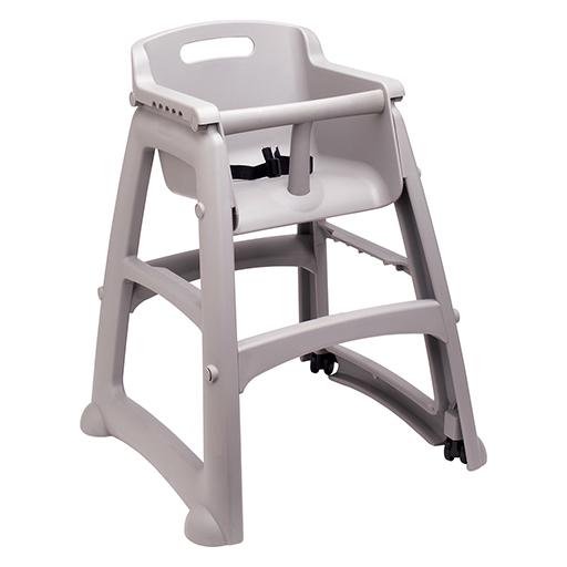 Bebek Sandalyesi Ve Tablasi