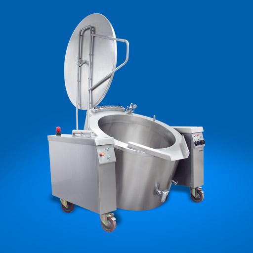 Endüstriyel Pişirme Sistemleri
