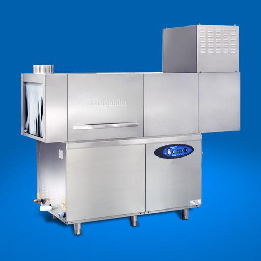 Konveyörlü Bulaşık Yıkama Makineleri