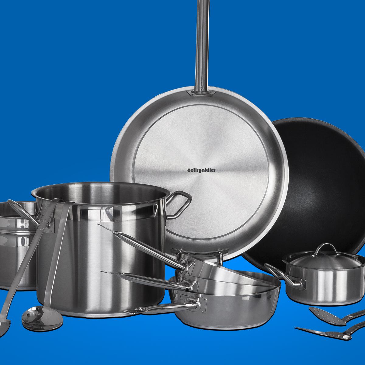 Mutfak Setüstü Malzemeleri