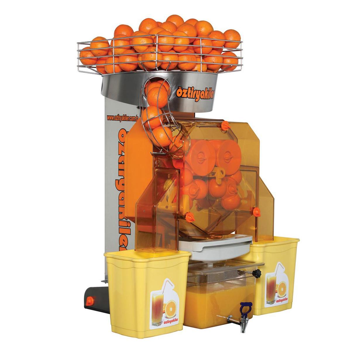 Portakal Sıkma Makineleri